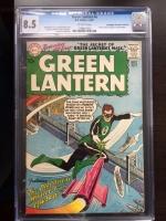 Green Lantern #4 CGC 8.5 ow