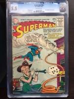 Superman #96 CGC 5.5 ow