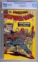 Amazing Spider-Man #25 CBCS 9.2 ow/w