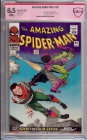 Amazing Spider-Man #39 CBCS 8.5 w
