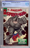 Amazing Spider-Man #41 CBCS 9.2 w