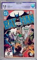 Batman #359 CBCS 9.8 ow/w