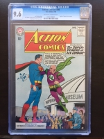 Action Comics #298 CGC 9.6 ow/w