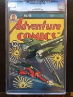 Adventure Comics #65 CGC 7.5 ow/w