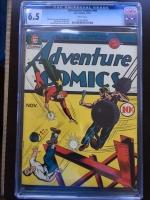 Adventure Comics #68 CGC 6.5 w