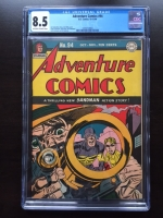 Adventure Comics #94 CGC 8.5 ow/w