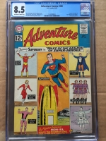 Adventure Comics #300 CGC 8.5 ow/w
