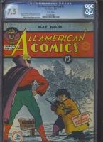 All-American Comics #38 CGC 7.5 w