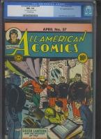 """All-American Comics #57 CGC 9.6 ow Davis Crippen (""""D"""" Copy)"""