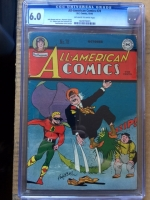 All-American Comics #78 CGC 6.0 ow/w
