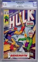 Incredible Hulk #136 CGC 9.6 ow