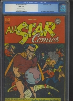 All Star Comics #29 CGC 7.0 cr/ow