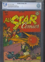 All Star Comics #31 CBCS 7.0 ow