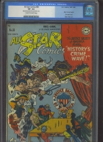 All Star Comics #38 CGC 7.5 cr/ow