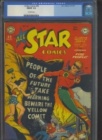 All Star Comics #49 CGC 7.0 ow