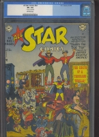 All Star Comics #54 CGC 7.5 ow