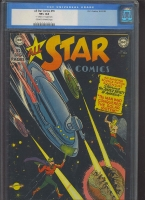 All Star Comics #55 CGC 8.5 cr/ow