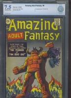 Amazing Adult Fantasy #9 CBCS 7.5 ow/w