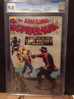 Amazing Spider-Man #26 CGC 9.0 ow/w