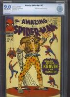 Amazing Spider-Man #47 CBCS 9.0 ow/w