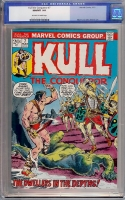 Kull The Conqueror #7 CGC 9.8 ow/w