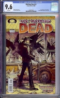 Walking Dead #1 CGC 9.6 w