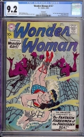 Wonder Woman #117 CGC 9.2 ow/w Savannah