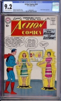 Action Comics #259 CGC 9.2 ow/w
