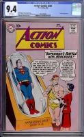 Action Comics #268 CGC 9.4 w