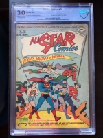 All-Star Comics #36 CBCS 3.0 ow/w