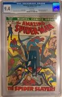 Amazing Spider-Man #105 CGC 9.4 n/a