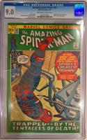 Amazing Spider-Man #107 CGC 9.0 ow/w