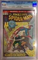 Amazing Spider-Man #108 CGC 9.0 ow/w