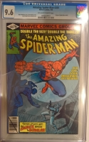Amazing Spider-Man #200 CGC 9.6 ow/w