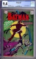 Batman #189 CGC 9.4 ow