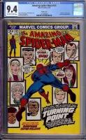 Amazing Spider-Man #121 CGC 9.4 ow/w Pacific Coast