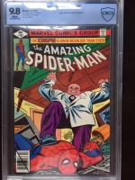 Amazing Spider-Man #197 CBCS 9.8 w