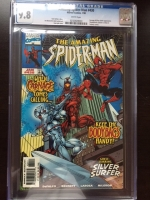 Amazing Spider-Man #430 CGC 9.8 w