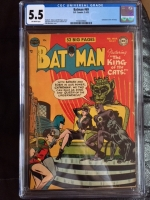 Batman #69 CGC 5.5 ow