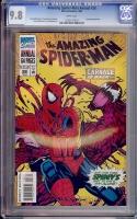 Amazing Spider-Man Annual #28 CGC 9.8 w