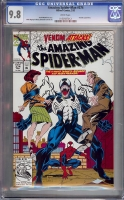 Amazing Spider-Man #374 CGC 9.8 w