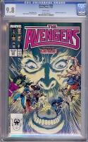 Avengers #285 CGC 9.8 w