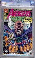 Avengers #339 CGC 9.8 w