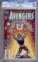 Avengers #384 CGC 9.8 w