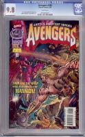 Avengers #398 CGC 9.8 w