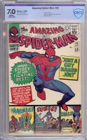 Amazing Spider-Man #38 CBCS 7.0 w