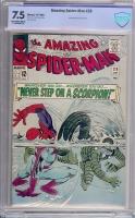 Amazing Spider-Man #29 CBCS 7.5 ow/w
