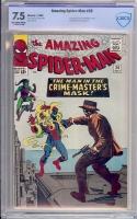 Amazing Spider-Man #26 CBCS 7.5 ow/w