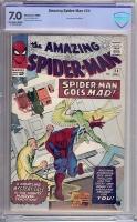 Amazing Spider-Man #24 CBCS 7.0 ow/w