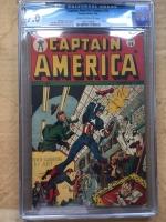 Captain America Comics #56 CGC 7.0 cr/ow